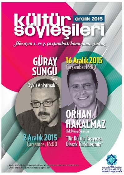 Kültür taşıyıcısı türkülerimiz