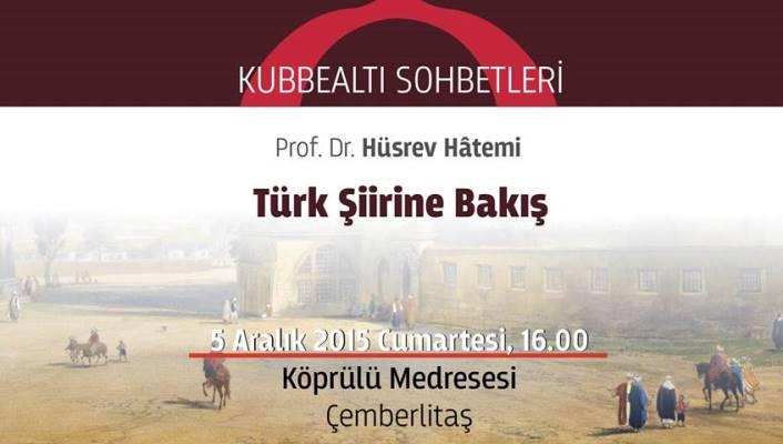 Türk Şiirine Bakış