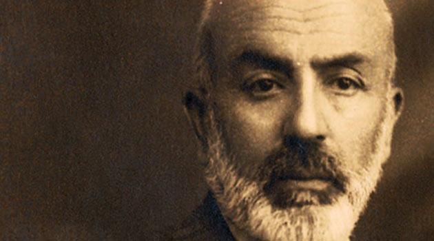 Cemiyetçi bir şair: Mehmet Âkif Ersoy