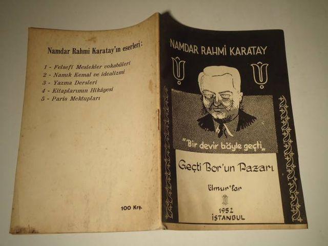 Namdar Rahmi'yi bildin mi?