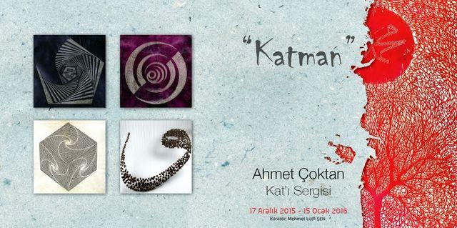 Ahmet Çoktan kat'ı sergisi açılıyor