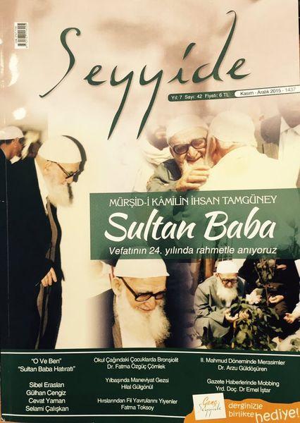 Seyyide'nin 42. sayısı çıktı