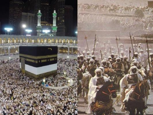 Ümraniye'de Mekke'nin Fethi Gecesi