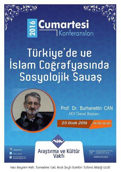 İslam coğrafyasında sosyolojik savaş