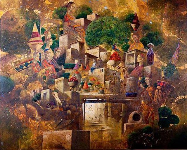 Altın yaldızla yazılıp sultanlara anlatılan hikayeler