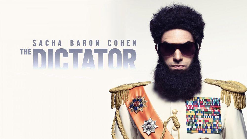 'The Dictator' Filmi Salt Bir Komedi mi?