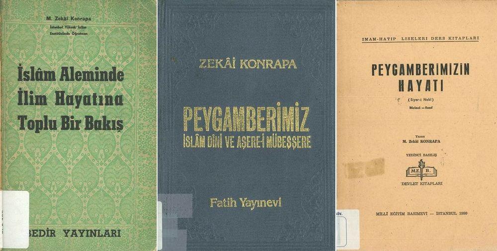 Mühim Bir Siyer Yazarı ve Hoca: M. Zekai Konrapa