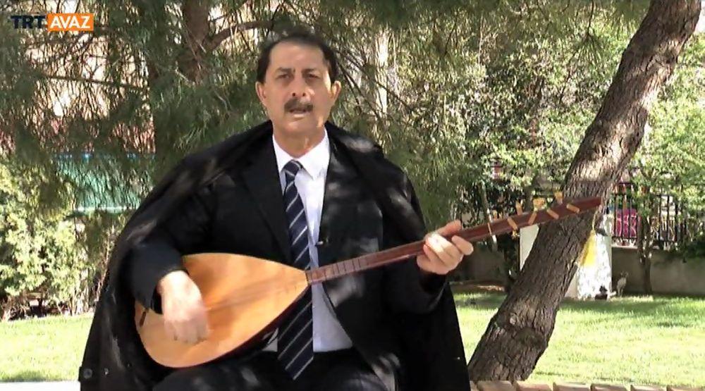 Âşığın İçinden Gelen Cevher Türkülerine Yansır (Video)