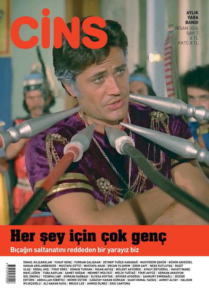 Cins dergisinden gençlik dosyası
