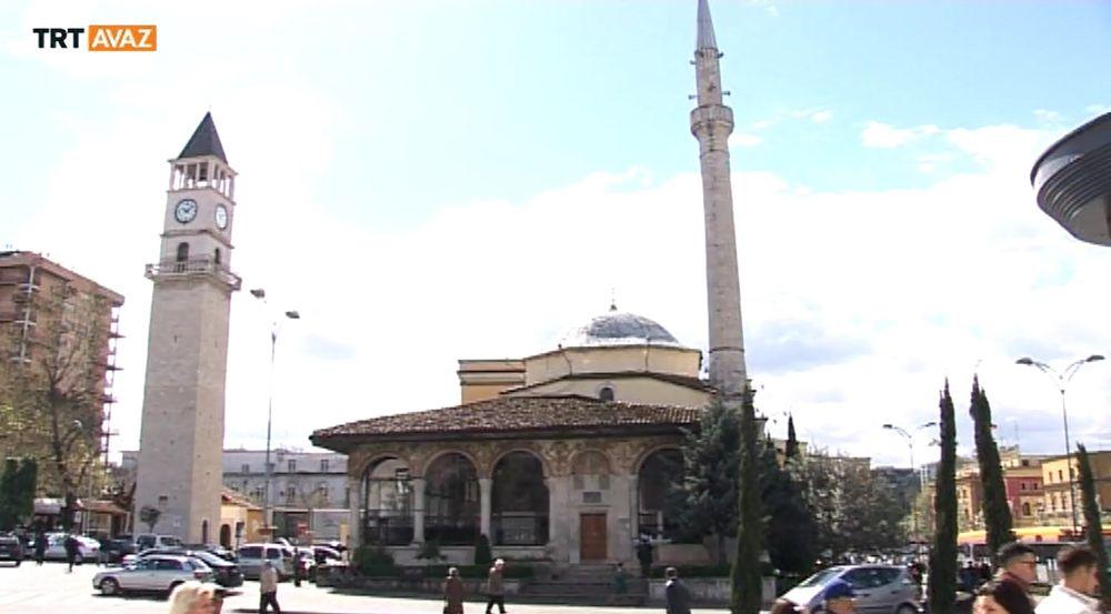 Tiran Ethem Bey Camii Restore Edilecek (Video)