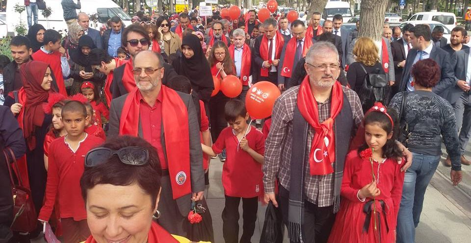 44 Yazar Malatya'da Çocuklarla Biraraya Geldi