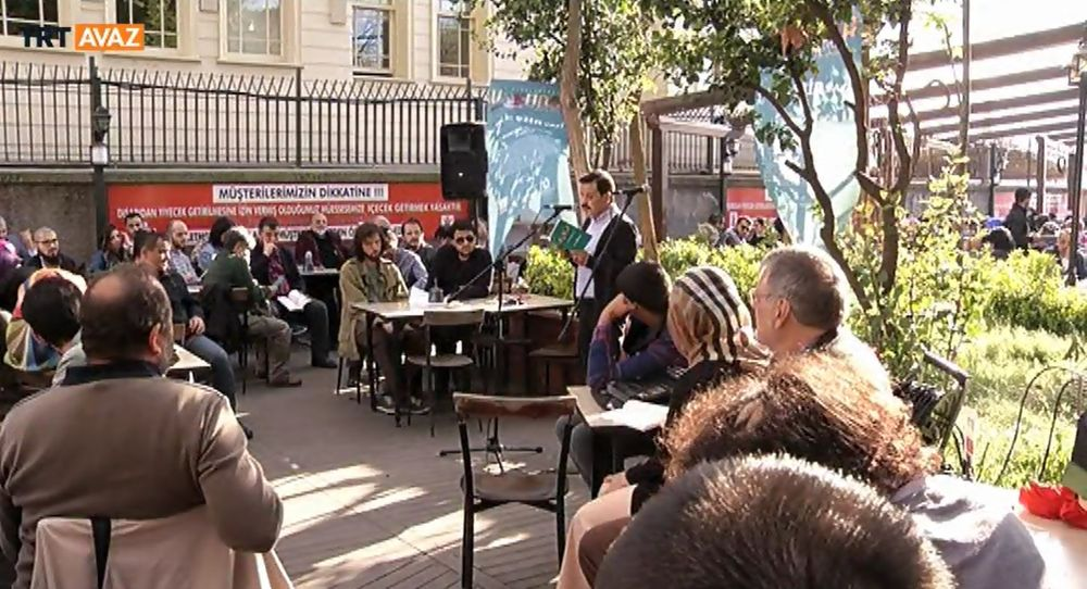 Uluslararası Üsküdar Şiir Festivali İkinci Yılında (Video)