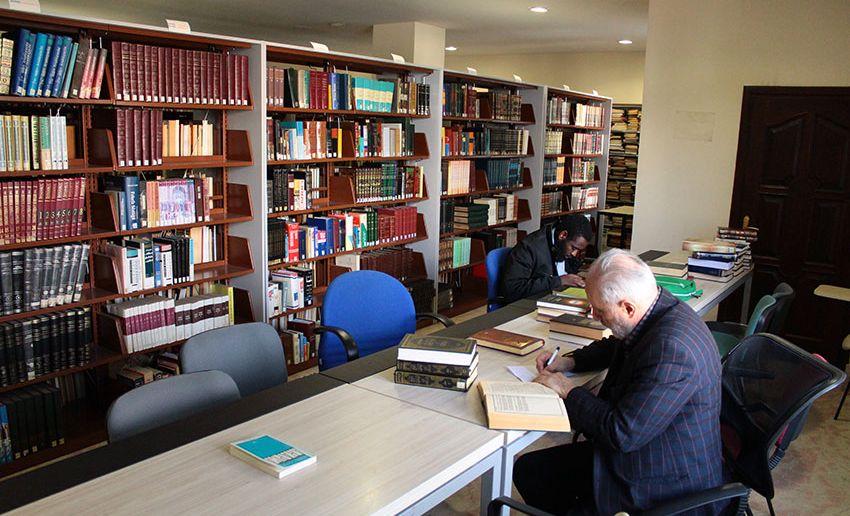Türkiye'nin 'Tasavvuf Kütüphanesi': İLAM