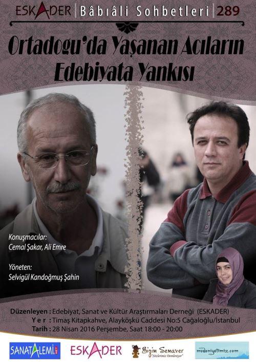 Ortadoğu'daki acıların edebiyata yankısı