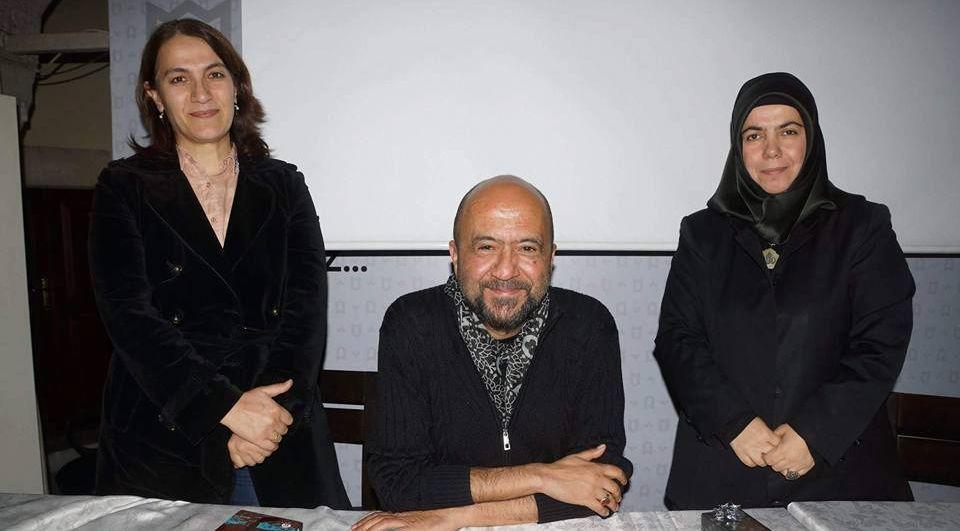 Cem Sancar ile 'Asmalımescit'te Cinayet' Üzerine Konuşuldu