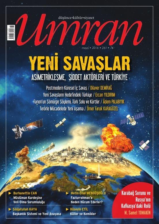 Umran'dan 'Asimetrikleşme, Şiddet Aktörleri ve Türkiye' dosyası