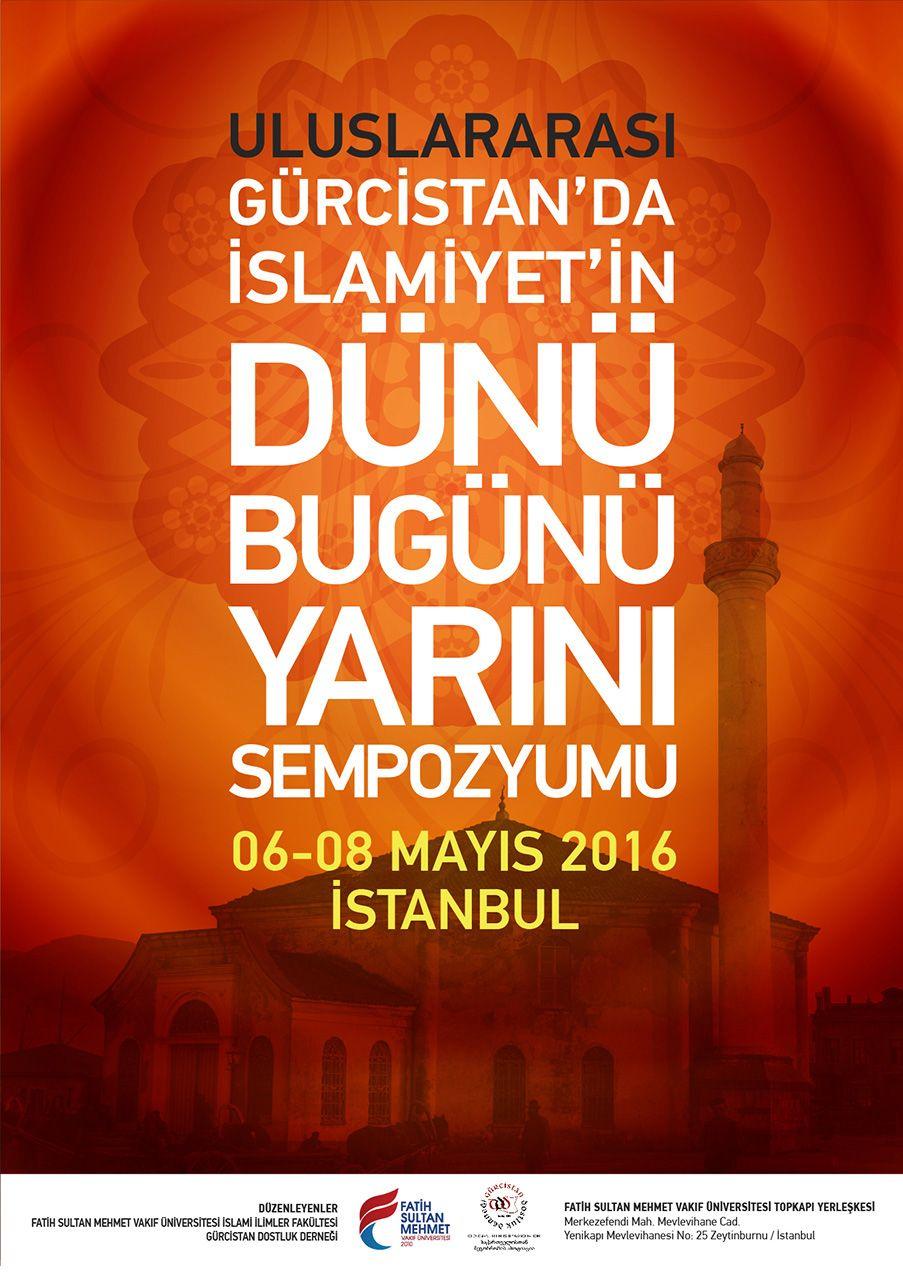 Gürcistan'da İslamiyetin Dünü, Bugünü, Yarını