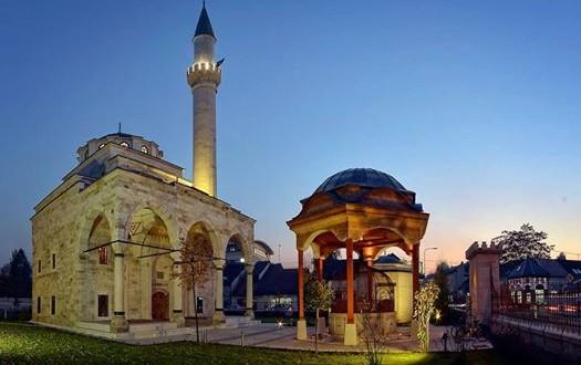 Sırp Çetniklerin Yıktığı Ferhadiye Camii Yeniden İbadete Açılıyor