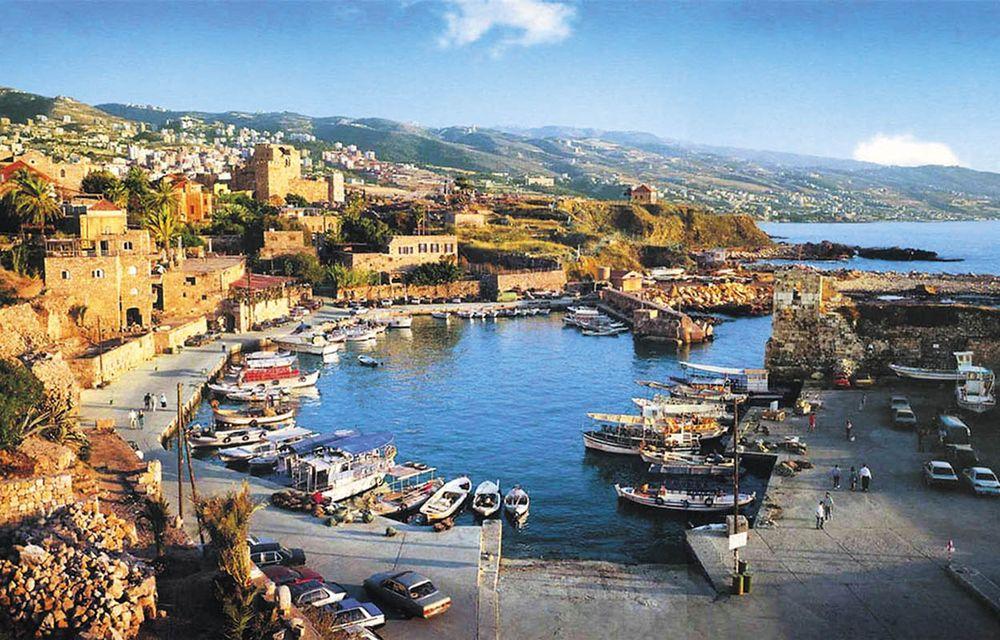 Fenikeliler'den Bugüne Lübnan'ın İncisi Bir Şehir: Byblos