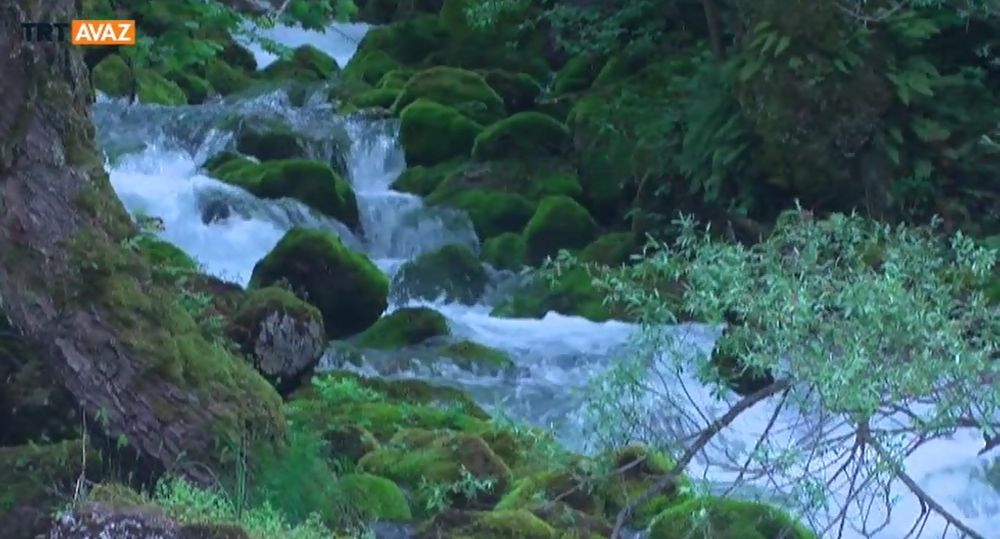 Kosova'da İki Doğa Harikası (video)