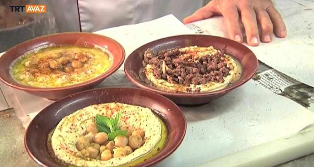 Lübnan Mutfağının Vazgeçilmezi: Humus (video)