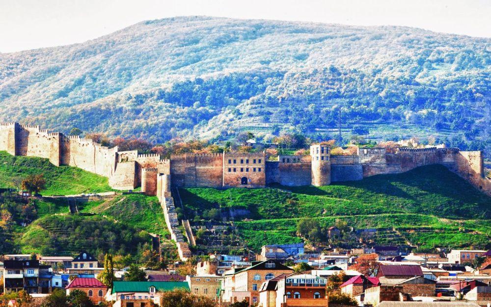 Şamil'lerin, Hamzatov'ların, Aliverdiyev'lerin Vatanı: Dağıstan