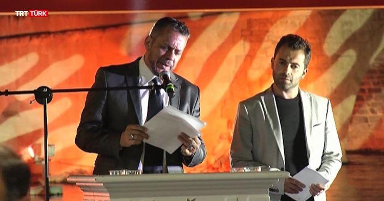 Göl Saatleri Şiir Akşamı 21 Şairi Buluşturdu (video)