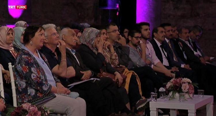 İstanbulensis Şiir Festivali Sona Erdi (video)