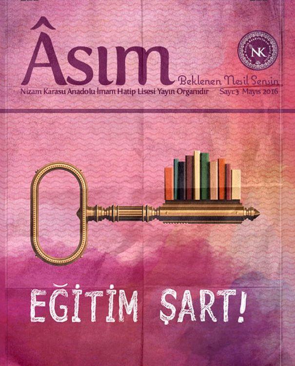 Asım dergisinin 3. sayısı çıktı