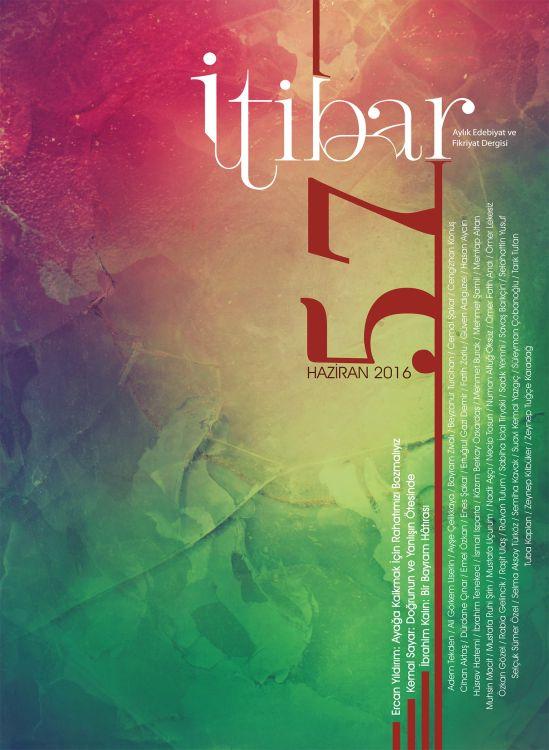 İtibar dergisinin 57. sayısı çıktı