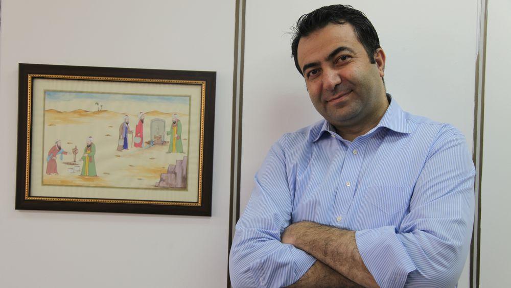 Bülent Ata: Ramazan'da Zamanı Yavaşlatıp İnsanları Gözlemliyorum