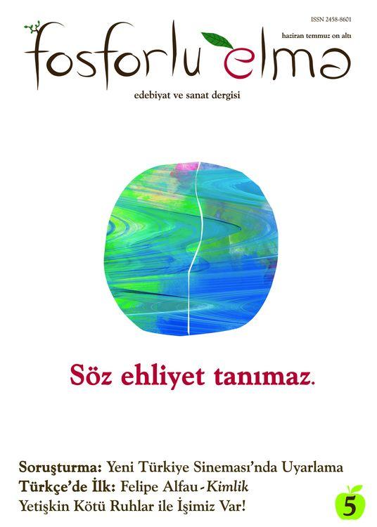 Fosforlu Elma'nın 5. sayısı çıktı