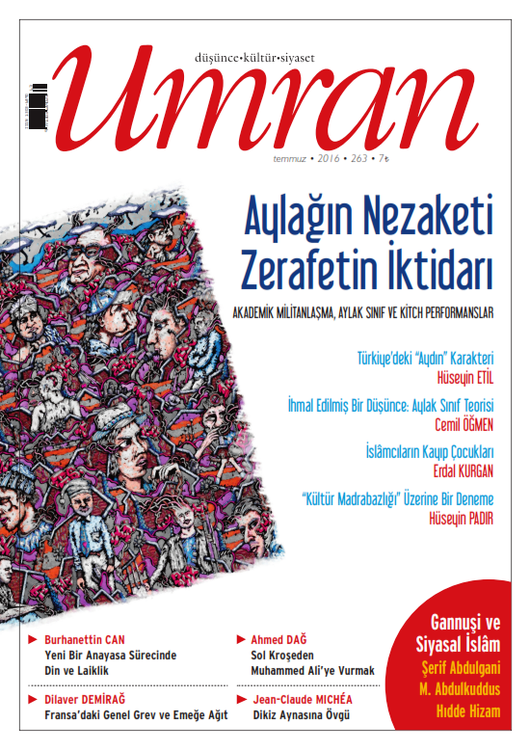 Umran dergisinin 263. sayısı çıktı