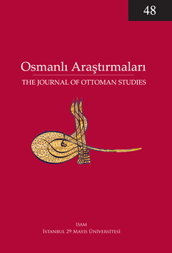 Osmanlı Araştırmaları dergisinin 48. sayısı çıktı