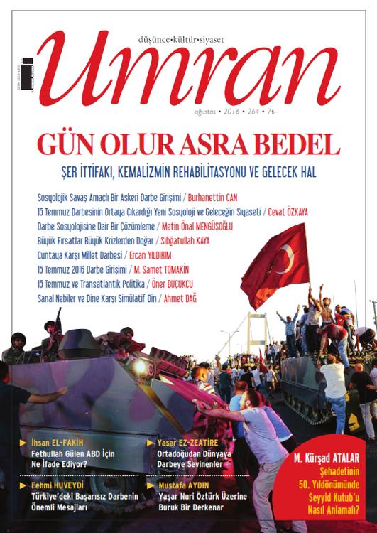 Umran dergisinin 264. sayısı çıktı