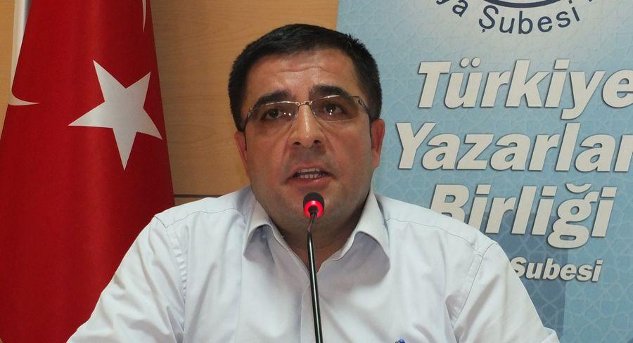 Konya'da Sezai Karakoç ve Diriliş konuşuldu