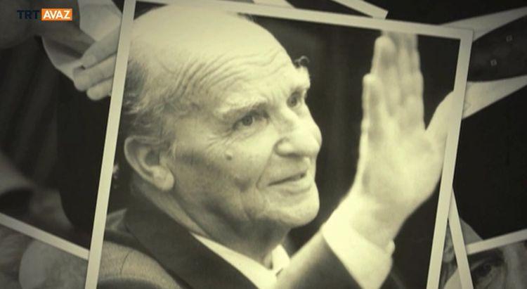 Bosna Hersek'in Bilge Lideri Aliya İzzetbegoviç (video)