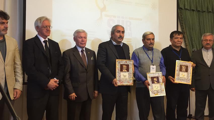 Türk Dünyası, Şiir Güldestesi'nde Buluştu