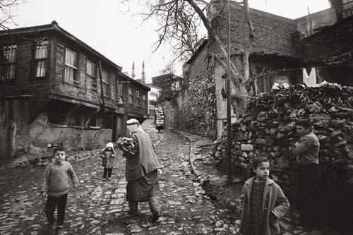 Eski Mahalle ve Şehir Hayatı Dosyası: Mahallemiz