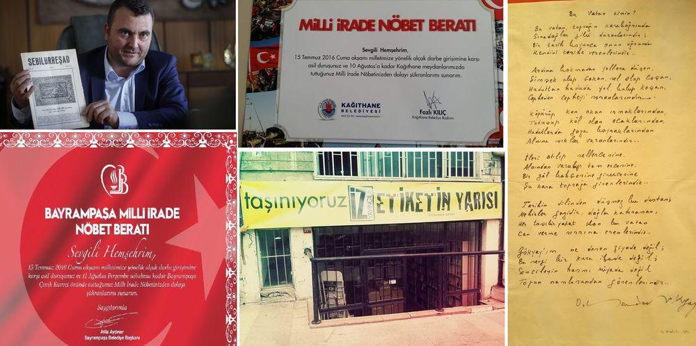 Sebilürreşad'dan İz Yayıncılık'a Son Bir Haftanın Göze Çarpan Havadisleri