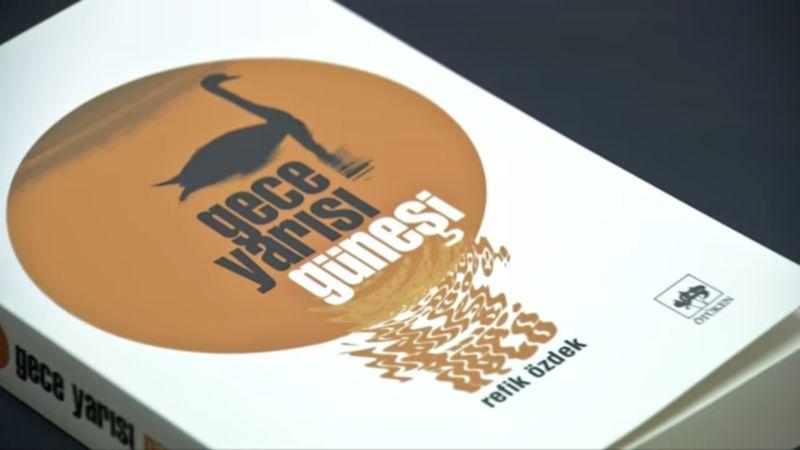 Refik Özdek'in Gece Yarısı Güneşi romanı (video)