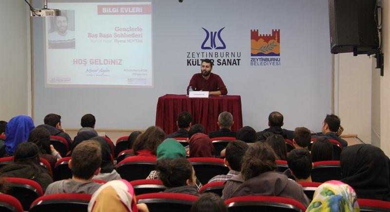 İyi bir şair aynı zamanda bir Türkçe öğretmenidir