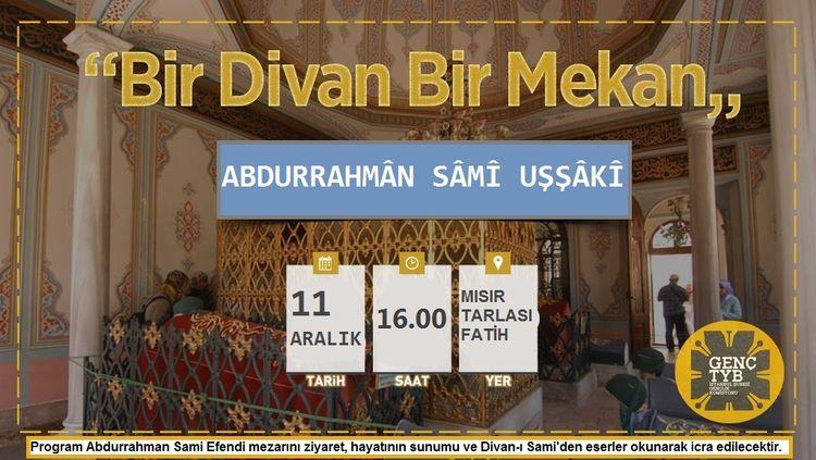 Abdurrahman Sami Uşşaki Hazretleri ziyareti