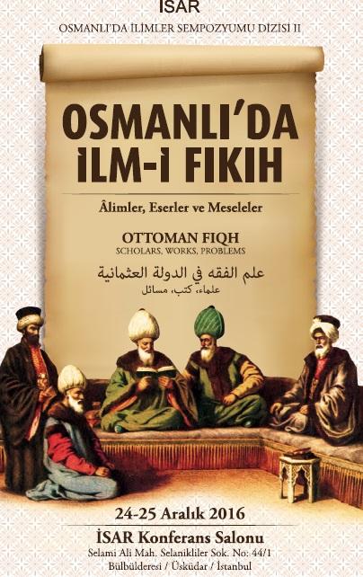 Osmanlı'da İlm-i Fıkıh: Âlimler, Eserler ve Meseleler
