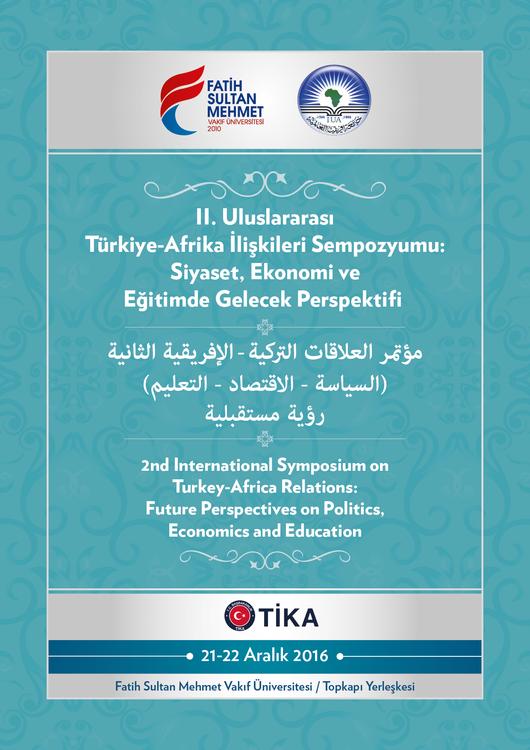 II. Uluslararası Afrika-Türkiye İlişkileri Sempozyumu