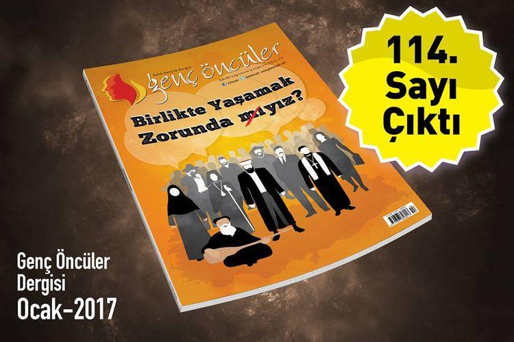 Genç Öncüler dergisinin 114. sayısı çıktı
