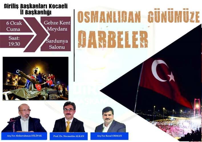 Osmanlı'dan Günümüze Darbeler