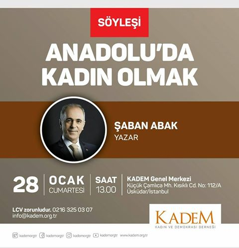 Anadolu'da Kadın Olmak