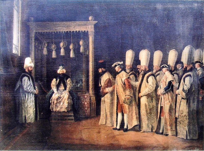 Osmanlıdan Bir Örnekle Diplomaside 'Misafir'in Önemi