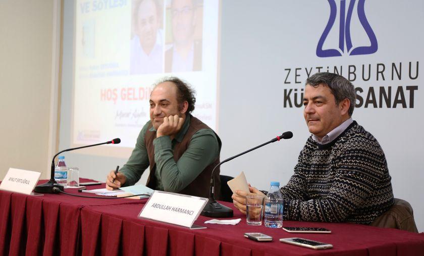 Abdullah Harmancı: 'Edebiyat bir puta dönüşmemeli'